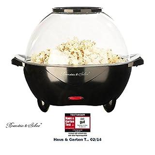 Rosenstein & Söhne Popcornmaschinen: Profi-Popcorn-Maschine