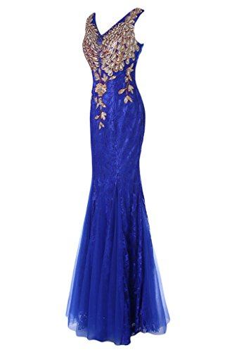 Ivydressing -  Vestito  - Donna Blu Royal
