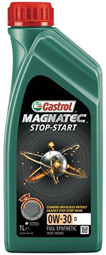 Castrol 159C68 159C68Motorenöle Magnatec Start 0W30D Motor, 1L