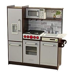 KidKraft Play Kitchen Color gris 53426