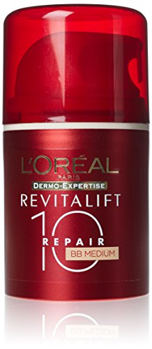 L'Oreal Revitalift BB Creme Schutz Repair 10 Medium Getönte - 50ml