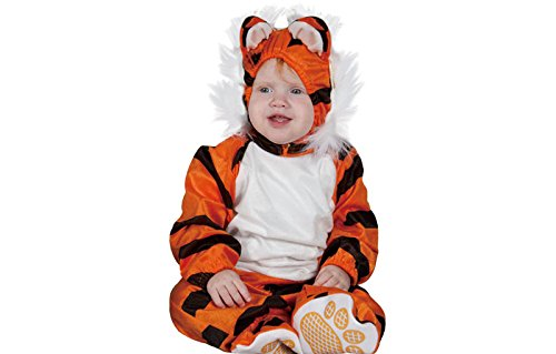 Tiger Kostüm Männlich - Fyasa 700904-tbb Tiger Kostüm, Klein