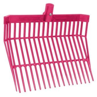 Waldhausen Bollengabel Kunststoff, pink, pink -