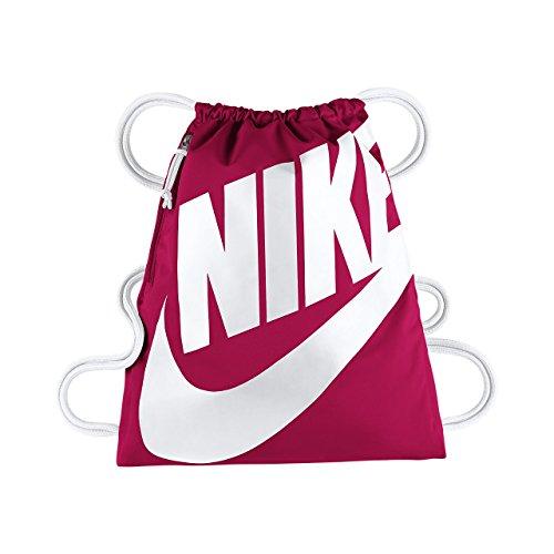 Nike Unisex Turnbeutel Heritage Rush Pink/White