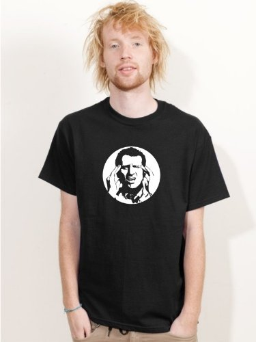 BIGTIME.de T-Shirt Al Bundy Eine schrecklich Nette Familie Serien Shirt schwarz E2 - Größe M