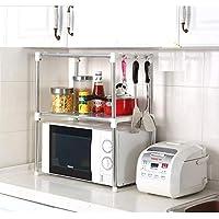 Amazon.it: salvaspazio cucina - Mensole da muro / Porta oggetti ...
