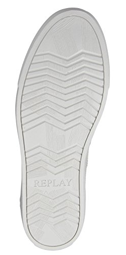 Replay Finchley – Chaussures pour homme – c0012l Multicolore - Blanc