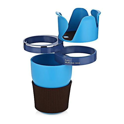 TrifyCore Universal-Halterung für Sonnenbrille, Blau