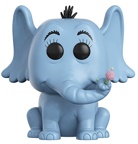 (FunKo 12448 No Actionfigur Dr Seuss: Horton, blau, 6 Zoll)