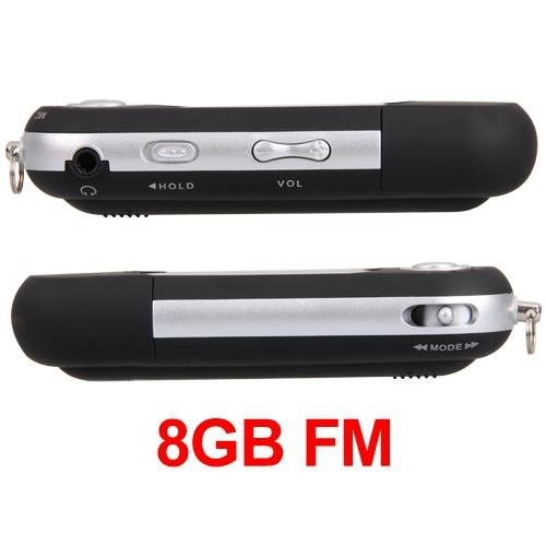 ecloud-shop-mini-reproductor-mp3-negro-8gb-fm-radio-grabadora-de-voz-mic-usb-flash-drive