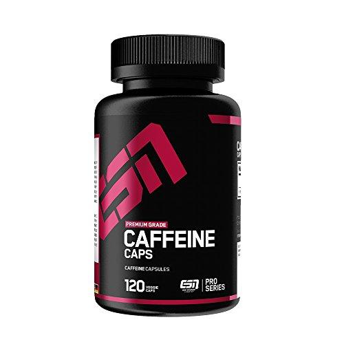 ESN Caffeine Caps, 120 Kapseln, 129 g