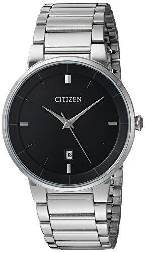 Citizen Analog Black Dial Men's Watch-BI5010-59E