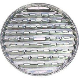 Ingbertson® Grillschalen aus Aluminium, rund, Ø Außen ungefähr 29 cm Innen 27 cm (100)