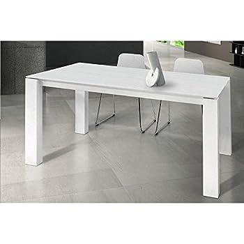 Tavolo Da Pranzo Moderno Di Design Allungabile Rettangolare ...