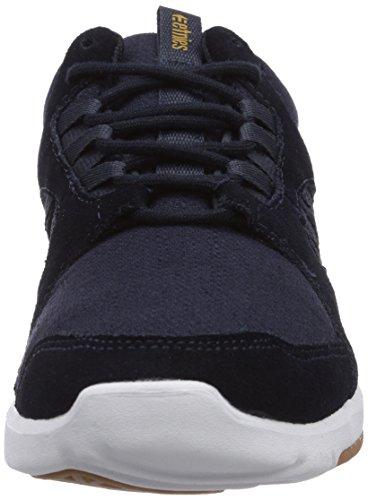 Etnies Scout Mt, Chaussures de skateboard homme Bleu (Dark Navy 488)