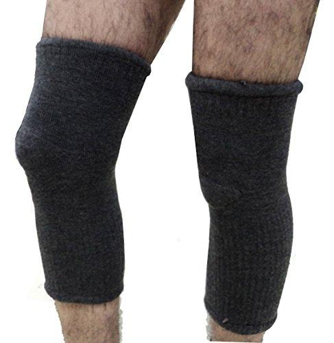 Woolen Knee Cap (Knee Warmer) - Pair