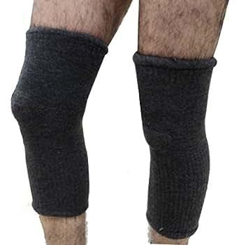 Gajraj Unisex Woolen Knee Cap (Knee Warmer) - Pair