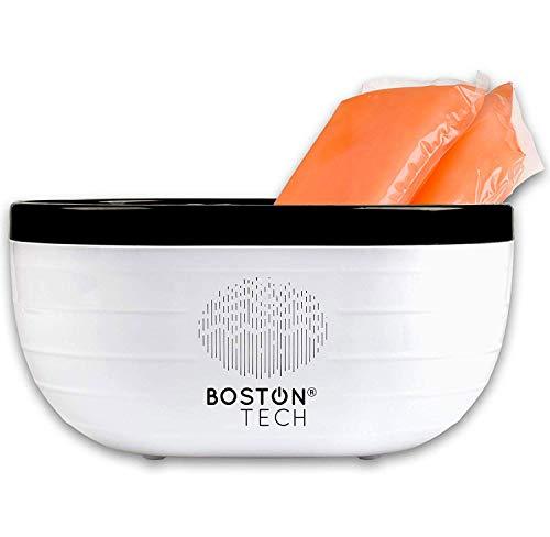 Boston Tech BE-101 - Calentador de parafina para manos y pies. Usado en Termoterapia para tratar dolor muscular, artritis reumatoide, artrosis, edema y aumentar el flujo sanguineo