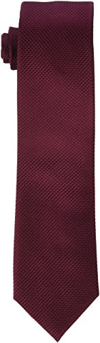 JACK & JONES PREMIUM Herren JACCOLOMBIA TIE NOOS Krawatte, Braun (Fudge Detail:Solid), One size