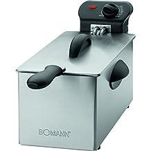 Bomann FR 2264 CB Edelstahl-Fritteuse