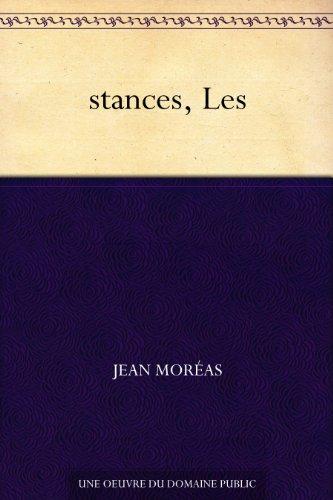 Couverture du livre stances, Les