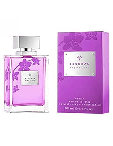 David Beckham SIGNATURE femme / woman, Eau de Toilette, Vaporisateur / Spray, 50 ml