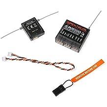 DX8 Gens ace 4000mAh 7.4V 2S1P Empf/änger LiPo Akku mit EHR Stecker f/ür Modellbau RC Heli Stiefel FPV Auto Hubschrauber Flugzeug Spielzeug wie Spektrum DX9 DX7s DX7 und Futaba