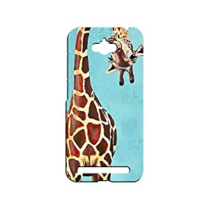Bluedio Designer Printed Back Case / Back Cover for Asus Zenfone Max (Multicolour)
