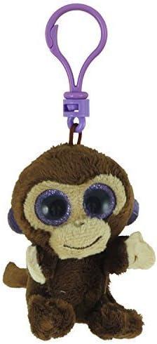 TY TY TY Beanie Boos - COCONUT the Monkey (Glitter Eyes) (Plastic Key Clip - 3 inch) by Ty Beanie Boos B01A9I7TTW a160da