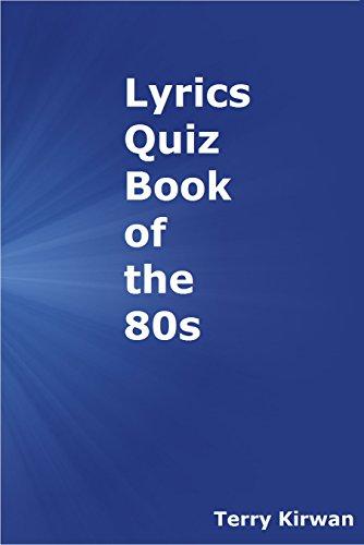 Lyrics Quiz book of The 80s eBook: Terry Kirwan: Amazon co