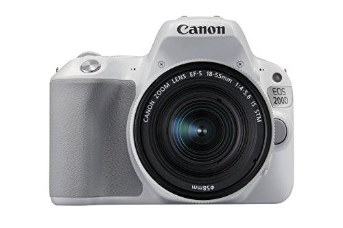 Canon EOS 200D Digital SLR Camer...