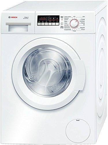 Bosch WAK28260FF Autonome Charge avant 8kg 1400tr/min A+++ Blanc machine à laver - Machines à laver (Autonome, Charge avant, Blanc, boutons, Rotatif, Gauche, LED)