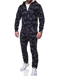 MT Styles Jumpsuit Camouflage Sporthose R-593