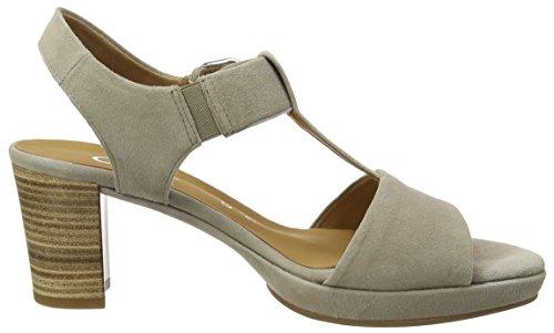 Shoes 394 Comfort 62 Gabor Tacco A Sandali Marrone tp Con koala Donna tqwdnxRH