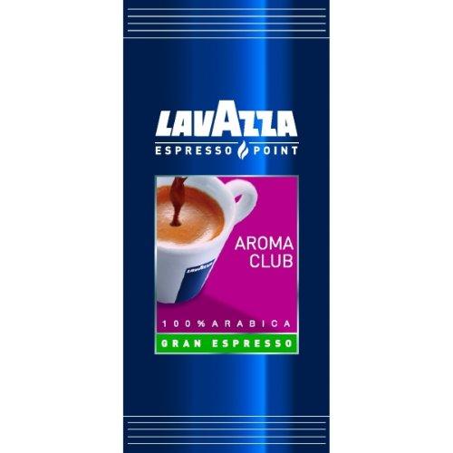 lavazza espresso point aroma club 100{29fb770df5cd60445cd5aa3eb4b6bdbcfff16161cef8c4cad5aa082142235043} arabica