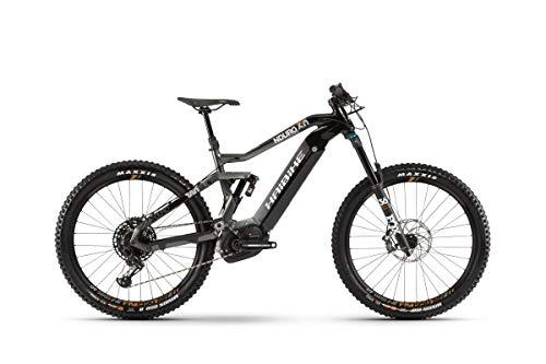 Haibike Xduro Nduro 6.0 27.5'' Pedelec E-Bike MTB grau/schwarz 2019*