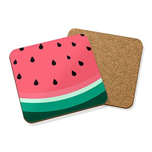 slice-of-summer-watermelon-drinks-coaster-mat-cork-square-set-x4-fruit-juicy