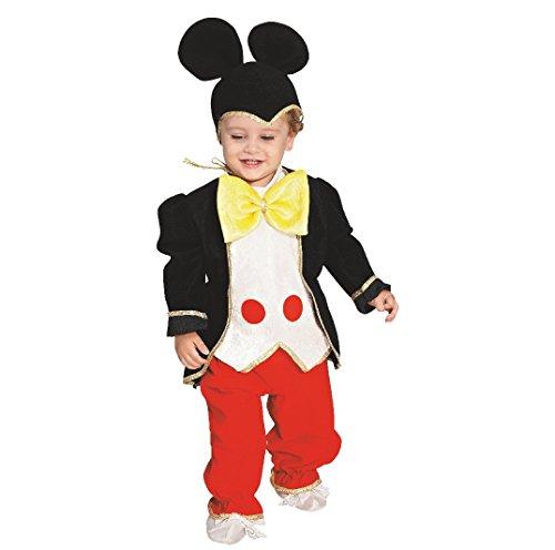 Unbekannt Kostüm Mäuschen Junge Mauskostüm (86) (Verspielte Maus Kostüm)