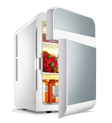 LIQICAI Nevera Portátil Refrigerador 12V y 220V