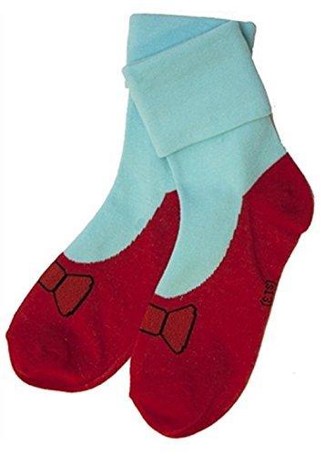 rd Of Oz Dorothy Socken - Halloween Kostüm - Gaiath (Dorothy Zauberer Von Oz Kostüm Für Erwachsene)