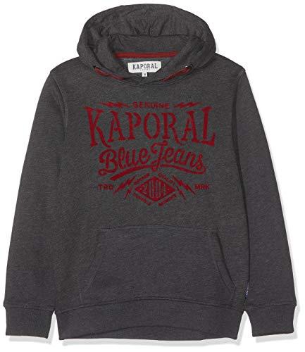 Kaporal BIKKY Sweat-Shirt, Gris (Dargrm B32), 14 Ans (Taille Fabricant:14A) Garçon