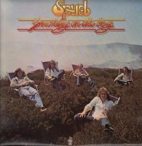 SMOKING ON THE BOG LP (VINYL ALBUM) IRISH RELEASE 1977 -