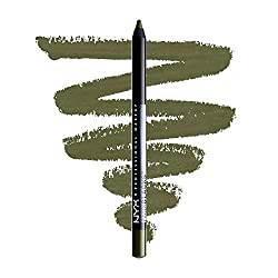 Nyx Professional Makeup Faux Blacks Eyeliner, Deep Forest Green, 1.3g