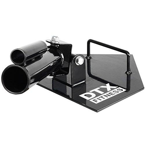 DTX Fitness Ruder-Landmine mit T-Stange