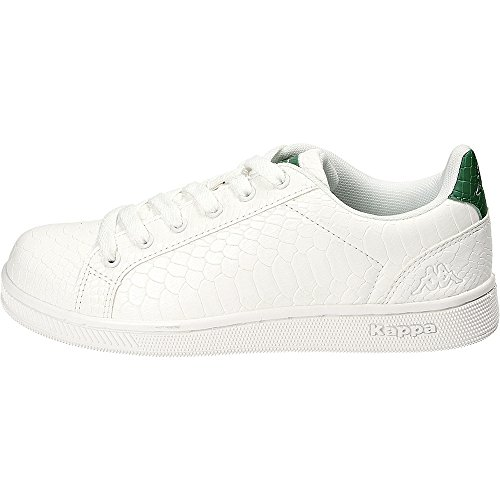 Sneakers - galter 4 - white-green - 36