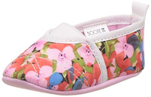 Bootie Pie Unisex Floral Slip Ons Multicolour Booties - 1...