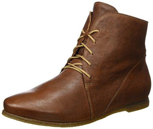 Think! Damen Shua_181039 Desert Boots, Braun (Sattel/Kombi 52), 40 EU (Für Jungen Sattel-schuhe)