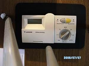 junkers tr 100 24v ceracontrol baumarkt. Black Bedroom Furniture Sets. Home Design Ideas