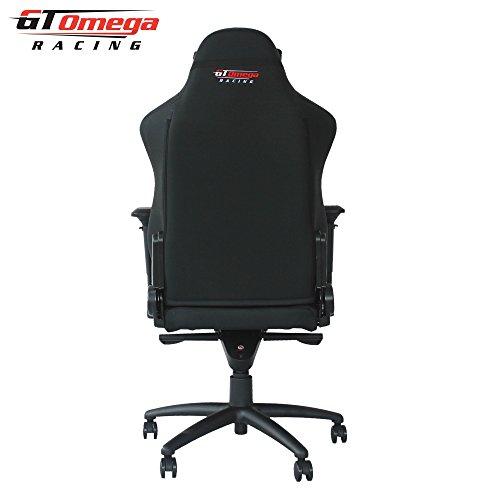 GT Omega Racing Master XL Zocker Stuhl - 5