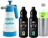 Gloria FoamMaster FM10 + Koch Chemie Green Star + 2 Mousse nettoyante ADBL Snow Foam I 4 pièces